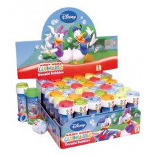 Bolle Sapone Disney Donald-Duck Display 36pz Made In Italy