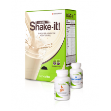 SHAKE-IT VANIGLIA KIT COMPLETO
