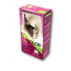 CREME COLOR PERMANENTE 10.0 BIONDO PLATINO