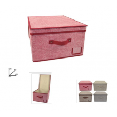 BOX ABITI TNT 40X50X25CM 4COL.BOX