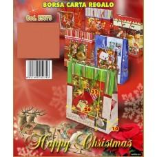 BORSA CARTA REGALO 32X26X10