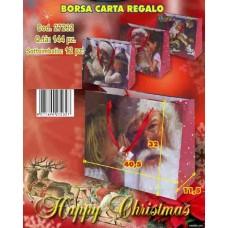 BORSA CARTA REGALO 40,5X11,5X32 CM