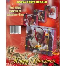 BORSA CARTA REGALO 30,5X12,5X25 CM