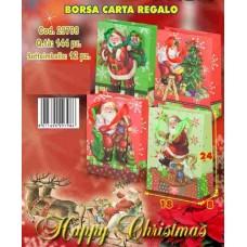 BORSA CARTA REGALO 18X8X24 CM
