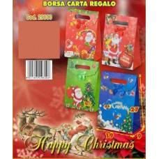 BORSA CARTA REGALO 27X19X9