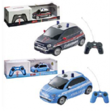 AUTO NUOVA FIAT 500 SECURITY R/C
