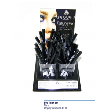 EYE LINER PEN NERO (Display 48 pz)