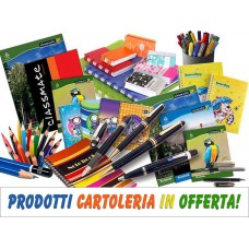 STOCK CARTOLERIA