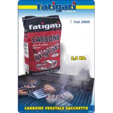 CARBONE VEGETALE SACCHETTO 2.5KG