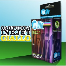 Compatibile Inklife Epson 18XL Giallo T1814 - 16 ML Margherita